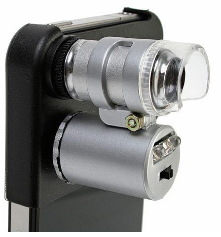 iPhone  Microscope Image