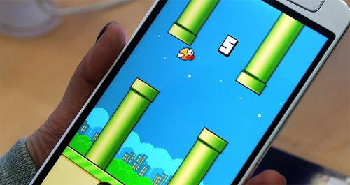 flappy bird game on android