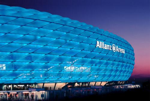 allianz arena stadium