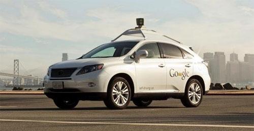 google smart car concept