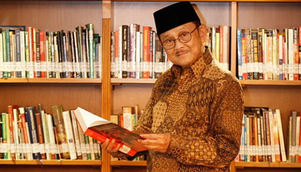 BJ Habibie, Presiden RI ke -3, Hoax