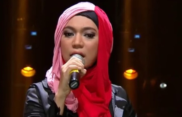 Indah Nevertari, Rising Star, Come N Love Me