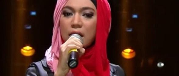 Indah Nevertari, Rising Star, Come N Love Me