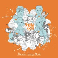 Cover Resmi Album Musim Yang Baik Sheila On 7 2014