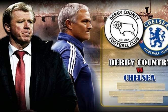 Capital One, The Blues, Chelsea, Derby County, Mourinho