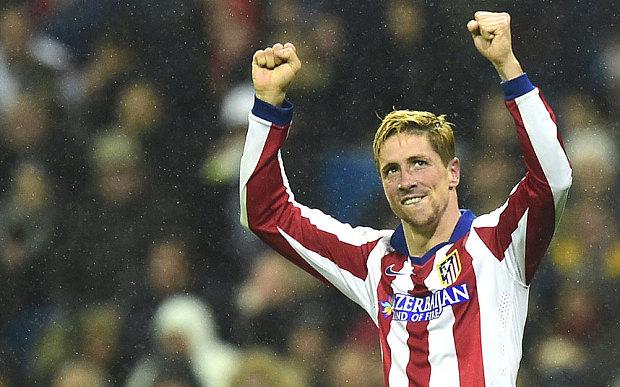 Torres, Copa Del Rey, Derby, Real Madrid, Atletico Madrid