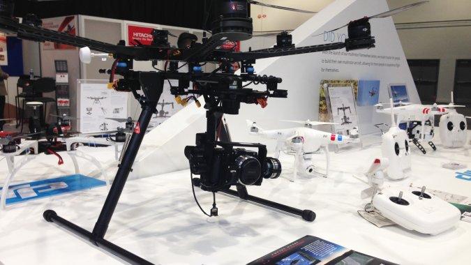 drone, Golden Globe Awards 2015, Red Carpet, Hollywood