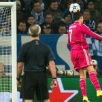 CR 7, Real Madrid, Schalke, Liga Champion