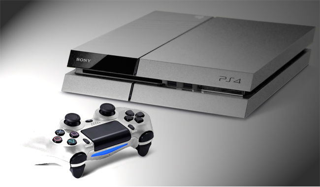 Sony, PS4, Game Play Stations