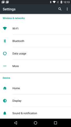 Android N Setup and Setting