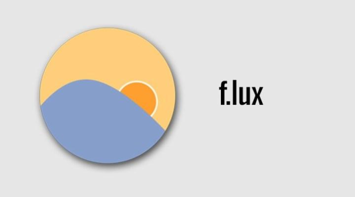 Aplikasi f.lux buat Android