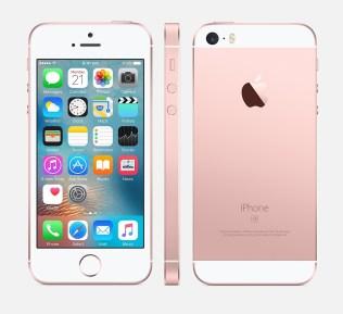 Apple iPhone SE Rose Gold