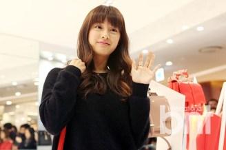 Artis Cantik Korea Kim Ji-won