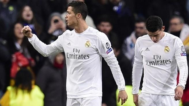 Real Madrid Sukses menundukkan AS Roma