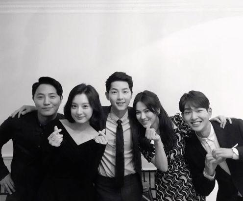 Foto Song Hye-kyo Terbaru