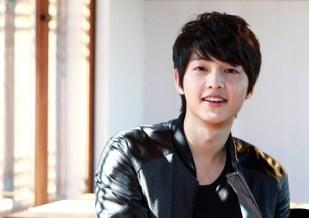 Foto Terbaru Song Joong-ki