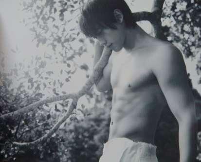 Jung Ji-hoon (Rain) Body Photos