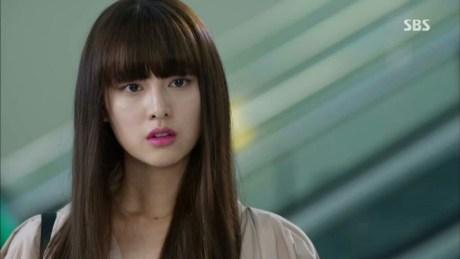 Kim Ji-won Sebagai Rachel di The Heirs