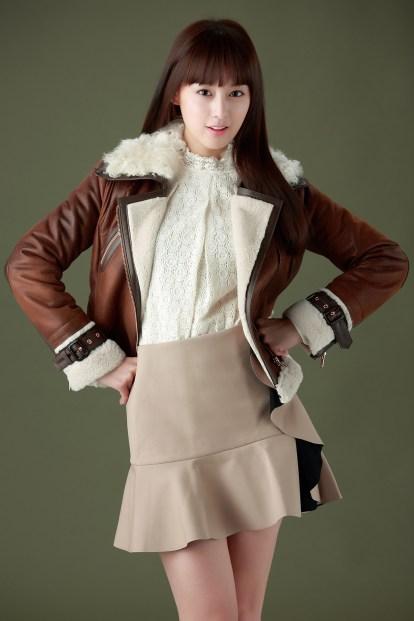 Kim Ji-won Smile