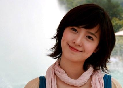 Senyum Cantik Ku Hye-Sun