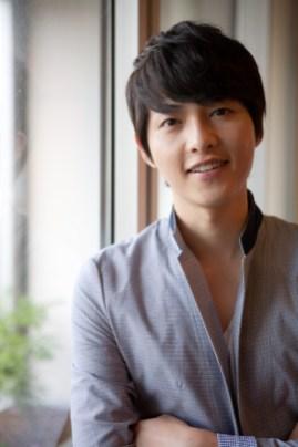 Song Joong-ki Potrait Photo