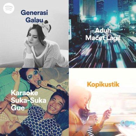 Spotify Indonesa Promo