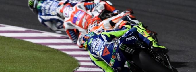 Valentino Rossi harus puas Finish keempat di Losail Qatar MotoGP 2016