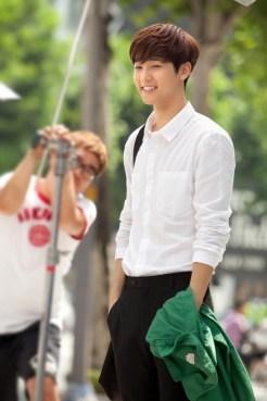 Foto Publik Kang Min Hyuk