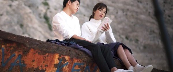 Inilah Song Joong Ki dan Song Hye Kyo Episode Terakhir Descendants of the Sun