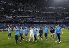 Real Madrid Merayakan Kemenangan Atas Wolfburg 2016