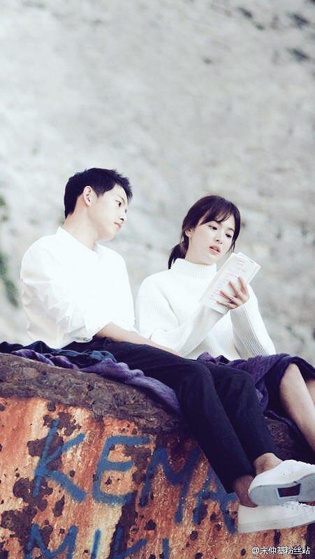 Song Joong Ki dan Song Hye Kyo Episode Terakhir Descendants of the Sun