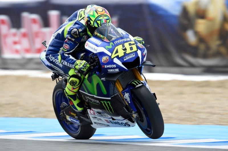 Valenino Rossi siap unjuk gigi di Jerez Spanyol MotoGP 2016