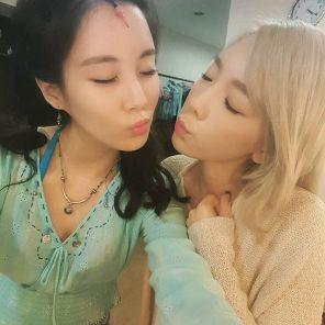 Offcial Instagram Seo Hyun Jin Photo