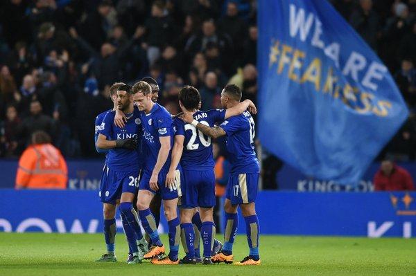 Tim Kompak Leicester City
