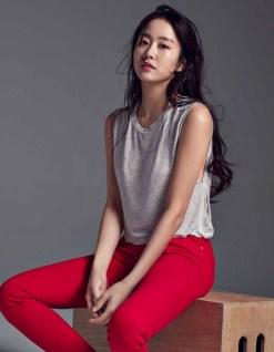Wajah Cute Jeon Hye Bin