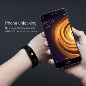 Mi Band 2 Phone Unlocking