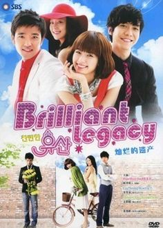 Poster K-Drama Brilliant Legacy 2