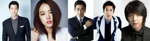 Gambar Pemain K-Drama Laurel Tree Tailors