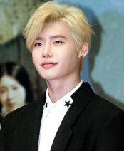 Lee Jong Suk new Hair