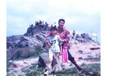 Lee Jong Suk dan Ayah