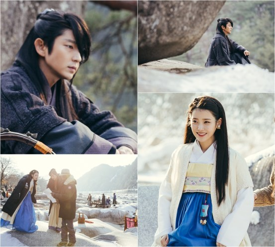 Foto Some Scenes in Moon Lovers Scarlet Heart Ryeo