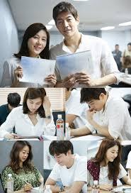 "Suasana Script Reading K-Drama ""On the Way to the Airport"""