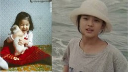 Childhood Photos of Song Hye Kyo (2)
