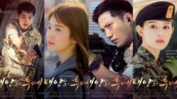 Song Hye Kyo in K-Drama Descendants of the Sun (1)