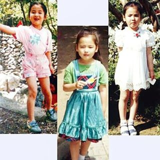 Childhood Photos of Song Hye Kyo (5)