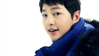 Cute Face of Song Joong Ki