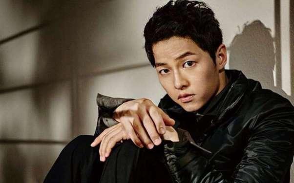 The Mysterious Song Joong Ki