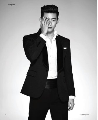 The Black and White, Taecyeon