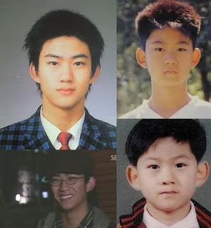 The Transformation of Taecyeon 1