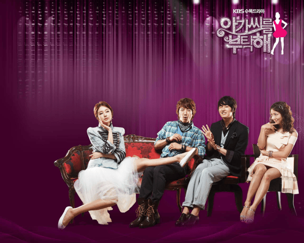 "K-Drama Poster ""My Fair Lady"" (2)"